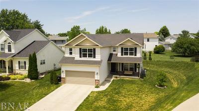 Normal Single Family Home For Sale: 906 Vanderbilt