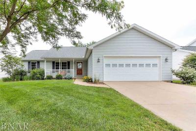 Normal Single Family Home For Sale: 400 Covey Court