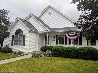 Heyworth Single Family Home For Sale: 506 Fulton
