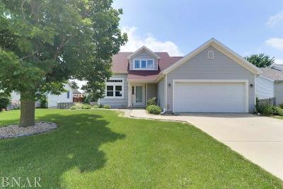 Normal Single Family Home For Sale: 407 Plumage Ct