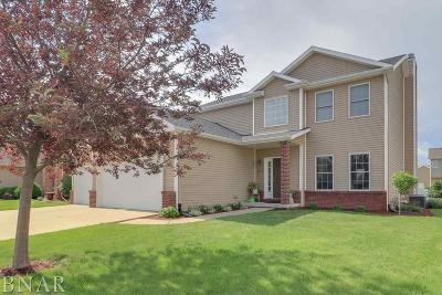 Normal Single Family Home For Sale: 3192 Marimarsh