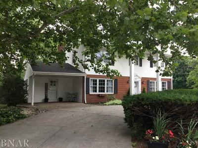 Normal Single Family Home For Sale: 1615 N Linden