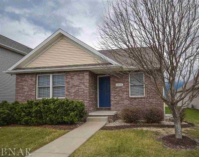 Normal Single Family Home For Sale: 1532 Belclare