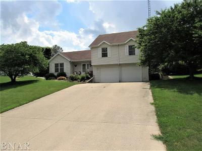Clinton IL Single Family Home For Sale: $174,500