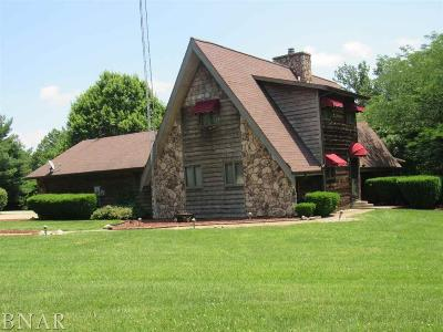 Clinton IL Single Family Home Pending: $215,000