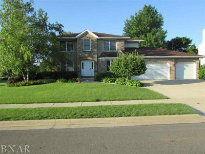 Normal Single Family Home For Sale: 1011 Ironwood Cc Drive