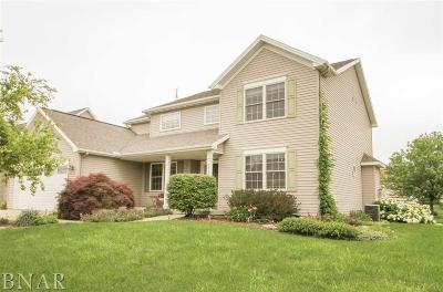 Normal Single Family Home For Sale: 2392 Heather Ridge Drive