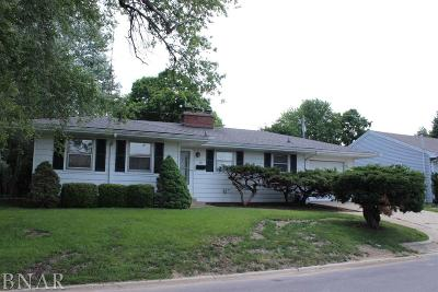 Normal Single Family Home For Sale: 10 University