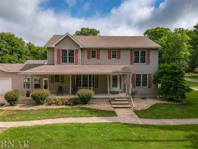 McLean Single Family Home For Sale: 310 W Carlisle