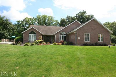 Mackinaw Single Family Home For Sale: 29983 Woodfield