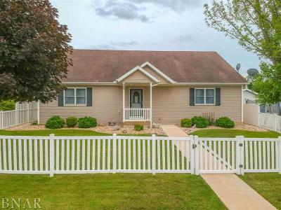 Mackinaw Single Family Home For Sale: 902 Brighton