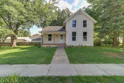 McLean Single Family Home For Sale: 307 W Carlisle