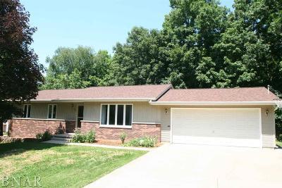 Mackinaw Single Family Home For Sale: 204 Heritage