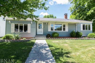 McLean Single Family Home For Sale: 313 N Blatchford