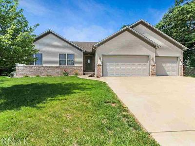 Heyworth Single Family Home For Sale: 800 Justin