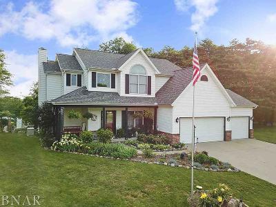 Heyworth Single Family Home For Sale: 600 Windsor Way