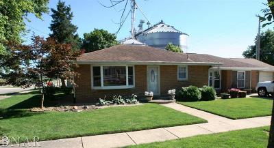 Mackinaw Single Family Home For Sale: 105 E Second