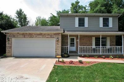 Mackinaw Single Family Home For Sale: 548 Heritage