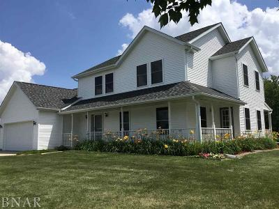 Downs Single Family Home For Sale: 101 N Pintail