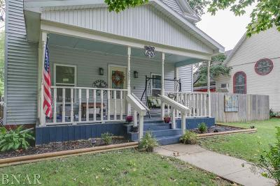 McLean Single Family Home For Sale: 209 E Spencer