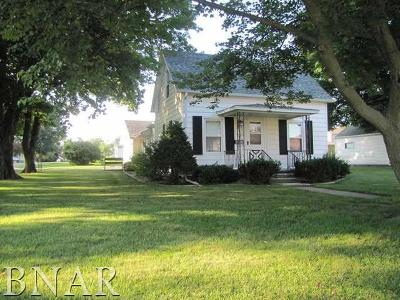 LeRoy Single Family Home For Sale: 411 W Green Street