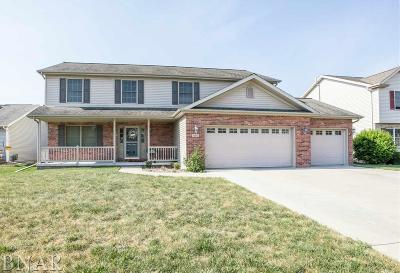 Normal Single Family Home For Sale: 401 Gambel Ct