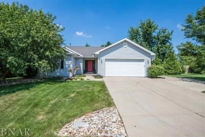 Downs Single Family Home For Sale: 105 N Pintail