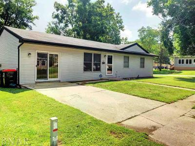 LeRoy Single Family Home For Sale: 210 S West Street