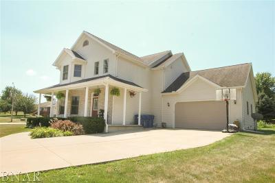 Heyworth Single Family Home For Sale: 702 Russell Court