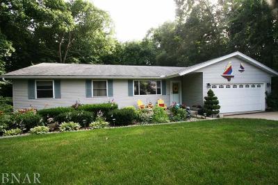 Mackinaw Single Family Home For Sale: 181 Heritage