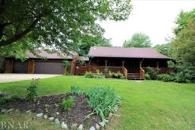 Mackinaw Single Family Home For Sale: 17 Wilshire Wood