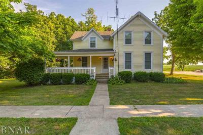 McLean Single Family Home For Sale: 313 W Carlisle
