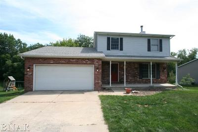 Mackinaw Single Family Home For Sale: 6 Norfolk