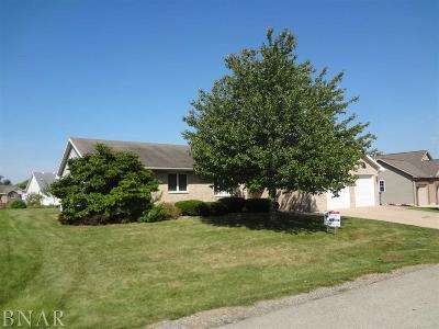Heyworth Single Family Home For Sale: 312 Heather