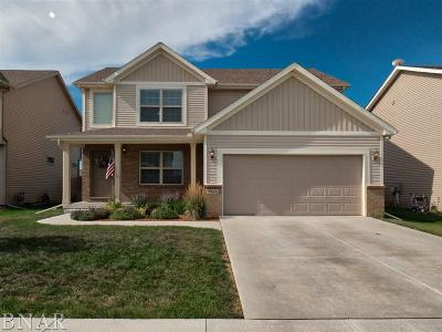 Normal Single Family Home For Sale: 3616 Silverado