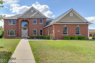 Normal Single Family Home For Sale: 1717 Pfitzer