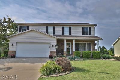 Mackinaw Single Family Home For Sale: 605 Brendalyn
