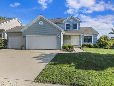 Normal Single Family Home For Sale: 2396 Corrigan Way