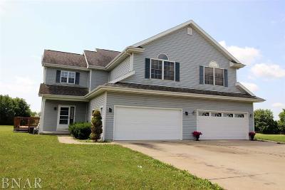 Downs Single Family Home For Sale: 101 Labrador Lane