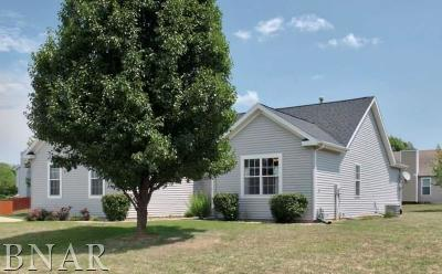 Heyworth Single Family Home For Sale: 609 Shannon