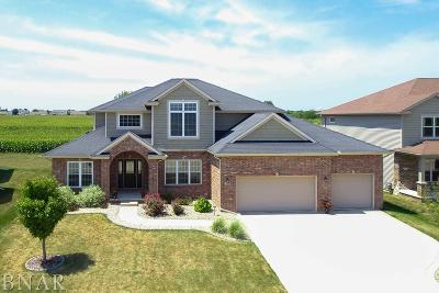 Normal Single Family Home For Sale: 1813 Loblolly