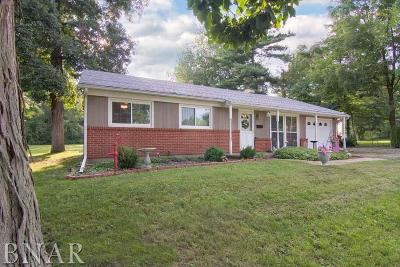 Heyworth Single Family Home For Sale: 4240 N 1475 East Rd