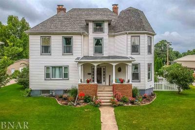LeRoy Single Family Home For Sale: 707 E Center St