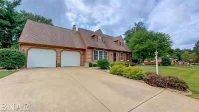 Mackinaw Single Family Home For Sale: 16511 Woodfield Ct.