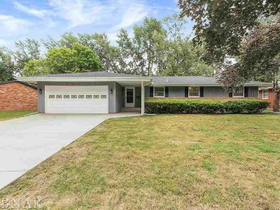 Normal Single Family Home For Sale: 1305 Viola
