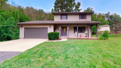 Mackinaw Single Family Home For Sale: 16 Canterbury Rd.