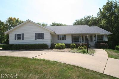 Mackinaw Single Family Home For Sale: 14 Cheshire