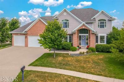 Normal Single Family Home For Sale: 1712 Wintergreen Parkway