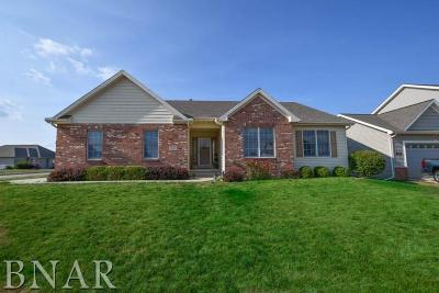 Normal Single Family Home For Sale: 2302 Corrigan Way