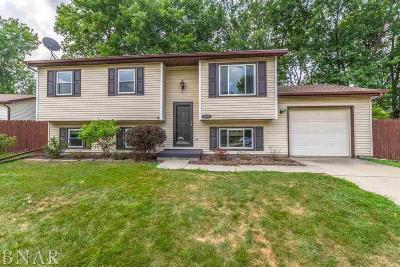 Normal Single Family Home For Sale: 905 Charlotte Dr.
